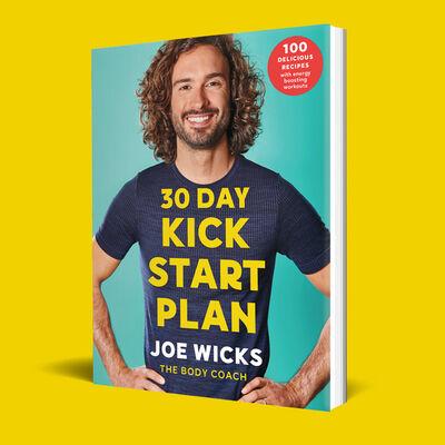 Joe Wicks: 30 Day Kick Start Plan image number 7