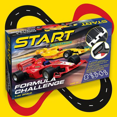 Scalextric Formula Challenge C1408 image number 6
