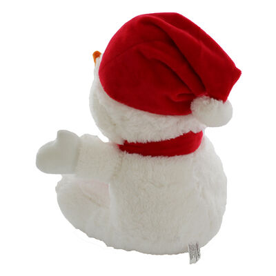 Snuggly Snowman Plush Soft Toy image number 3
