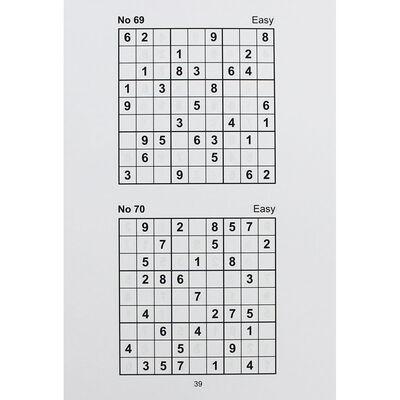 Green Bumper Sudoku Book image number 2