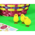 Yellow Easter Chicks - 6 Pack image number 3