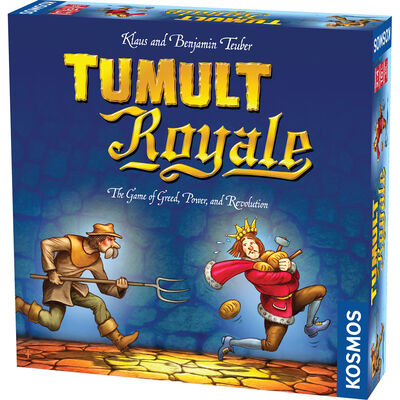 Tumult Royale Strategy Board Game image number 1