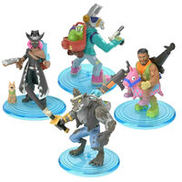 Fortnite Battle Royale Collectible Figures: Squad Pack