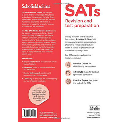 KS2 SATs Maths Revision Guide: Ages 10-11 image number 3