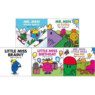 Mr Men and Little Miss: 10 Kids Picture Books Bundle image number 3