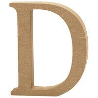 MDF Letter: D