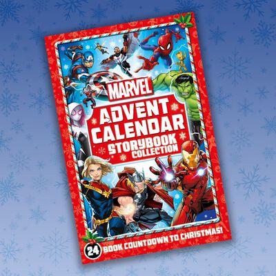 Marvel Storybook Collection: Advent Calendar image number 3