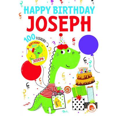 Happy Birthday Joseph image number 1
