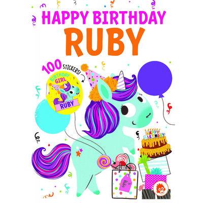 Happy Birthday Ruby image number 1