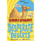 Horrible Geography: Desperate Deserts image number 1