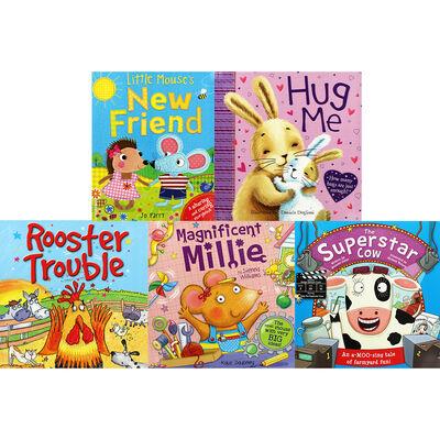 Farmyard Friends: 10 Kids Picture Books Bundle image number 3