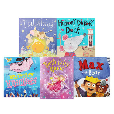 Story Time Favourites - 10 Kids Picture Books Bundle image number 3