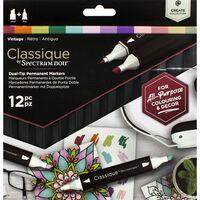Spectrum Noir Classique - Vintage - 12 Pack