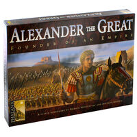 Alexander the Great Strategy Board Game
