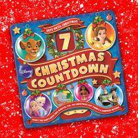 Disney 7 Days Until Christmas Countdown