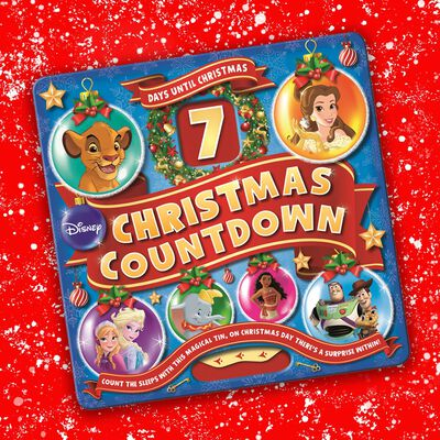 Disney 7 Days Until Christmas Countdown image number 2