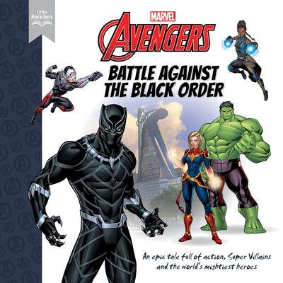 Disney Marvel Avengers: Little Readers image number 1