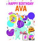 Happy Birthday Ava image number 1