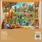 Summertime 1000 Piece Jigsaw Puzzle image number 3