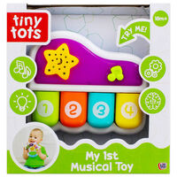 Tiny Tots My 1st Musical Toy