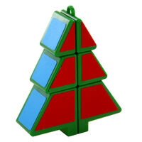 Christmas Tree Magic Cube