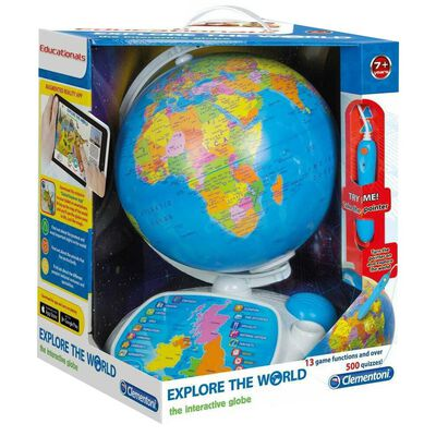 Interactive Educational Globe image number 1