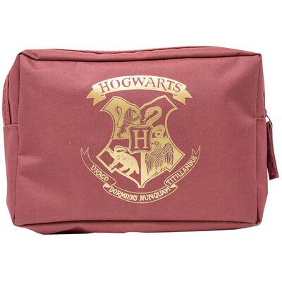 Harry Potter Hogwarts Multi Pocket Pencil Case image number 3