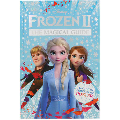 Disney Frozen 2: The Magical Guide image number 1