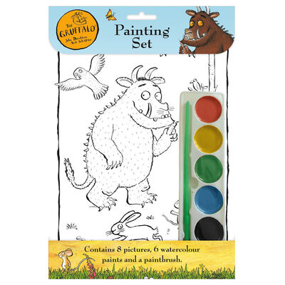 The Gruffalo Painting Set image number 1