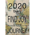 A5 Find Joy 2020 Week to View Diary image number 1