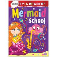 I'm A Reader: Mermaid School