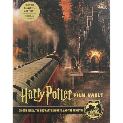 Harry Potter Film Vault: Volume 2 image number 1
