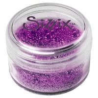 Sizzix Biodegradable Glitter 12g: Purple Dusk