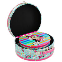 Minnie Mouse Carry Vanity Cases - Set of 2