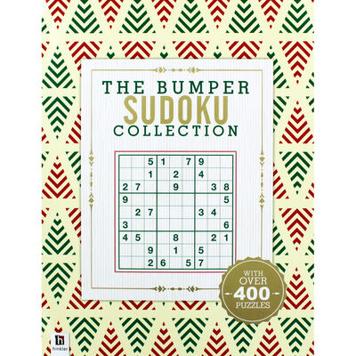 The Bumper Sudoku Collection image number 1