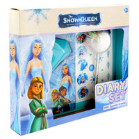 The Snow Queen Diary Set