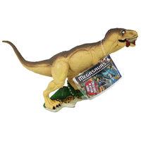 Cream Tyrannosaurus Rex Dinosaur Figurine