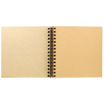Create Your Own Kraft Scrapbook - 8 x 8 Inches image number 2