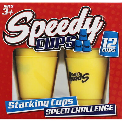 Mini Speedy Cups - Assorted image number 1