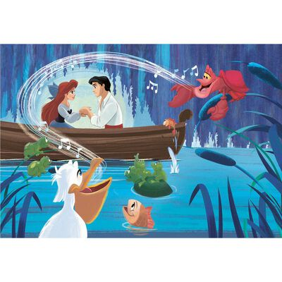 Disney Princess Eco-Friendly 104 Piece Jigsaw Puzzle image number 2