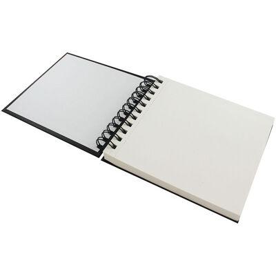 Boldmere Spiral Sketch Book 6 x 6 Inch image number 2