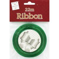Christmas Ribbon - 22m