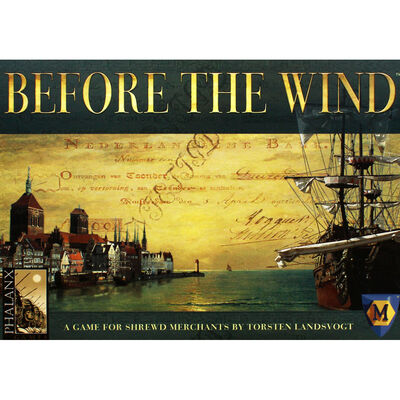 Before The Wind Board Game image number 2
