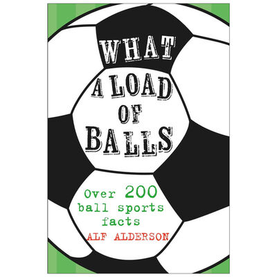 What A Load Of Balls: Over 200 Ball Sports Facts image number 1