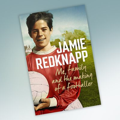 Jamie Redknapp: Me, Family and the Making of a Footballer image number 2
