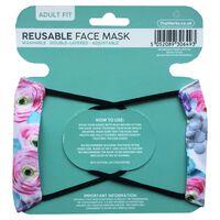 Floral Reusable Face Mask