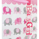 Pink Baby Girl Extra Large Gift Bag image number 2