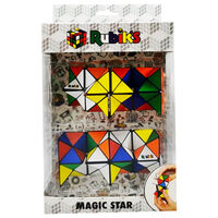 Rubik's Magic Star Gift Set: Pack of 2