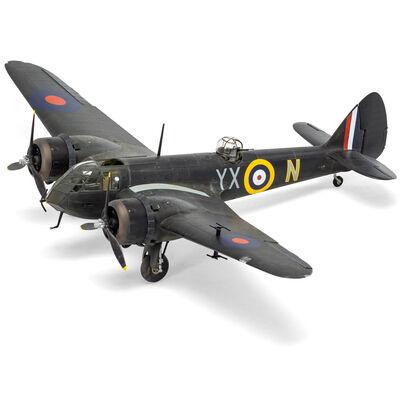 Airfix 1-48 Bristol Blenheim Mk IF Model Kit image number 2
