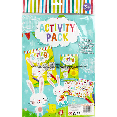 Easter Activity Pack image number 4